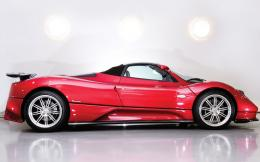 Red Pagani Zonda C12 S 7 3 Roadster #22936Good Wallpapers com 1440