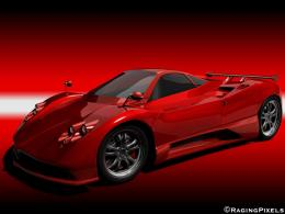 Zonda Red Wallpaper by ~ragingpixels on deviantART 1184
