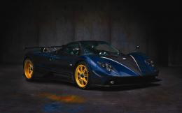 Wallpapers Pagani Zonda Cinque 1366 X 768 240 Kb Jpeg | HD Wallpapers 1969