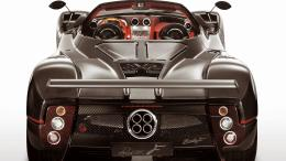 Pagani Zonda Roadster F back 1920x1080 Wallpapers,Pagani Zonda 1737