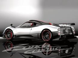 Free HQ Pagani Zonda Cinque 2009 03 WallpaperFree HQ Wallpapers 655