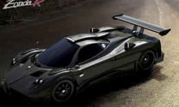 Pagani Zonda r roadster carbon fiber wallpaper 1365