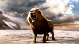 aslan roaring Wallpaper Background | 33785 1414