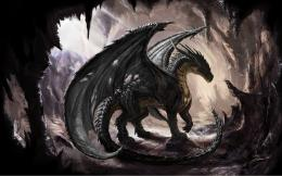 Desktop Exchange wallpaper » Fantasy pictures » Dragon wallpapers 1266