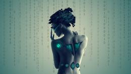 Robot Girl, Cyborg Woman WallpaperDreamLoveWallpapers 1219