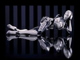 Lingerie & Fashion: H&M Swimwear Models Are Nothing But Robo Babes 1407