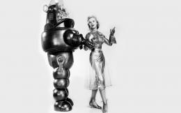 forbidden planet robot wallpaper | HD Desktop Wallpapers 1962