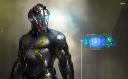 Futuristic robot wallpaperDigital Art wallpapers#17833 1299