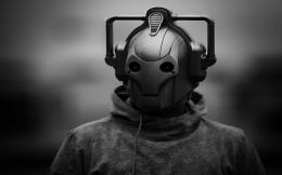 Robot helmet wallpaper #5034 592