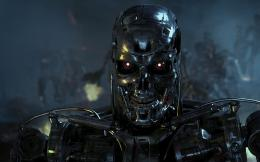 Terminator Robot Wallpaper 1920x1200 Terminator, Robot, Movies, Mecha 1440