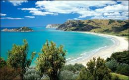 Beach in New Zealand wallpaperBeach wallpapers#20713 744