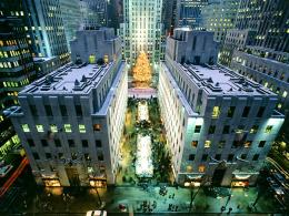 Now: Rockefeller Center | NYC Then Now: Great Depression & Great 1692