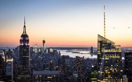 wallpaper, center, rockefeller, city, cityscape, rock, top, wallpapers 912