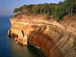 Lake Superior, Pictured Rocks National Lakeshore, MichiganNature 1313