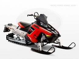 sledspace com07 Polaris Dragon RMK 155 1479