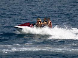 Desktop Wallpaper Miscellaneous Other Fun WaveRunner Polaris, Red Sea 827