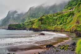 Madeira Coast by CitizenFresh on DeviantArt 724