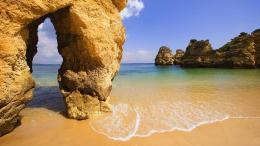 Algarve Portugal Amazing Beach Hd Fondos De Pantalla | Wallpaper List 343