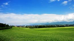 field, hokkaido, country, japan, wallpapers, wuxga, nature, landscape 394