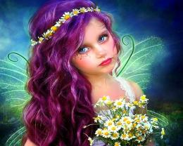 Pretty innocence lovely face wings weird HD Wallpaper 932