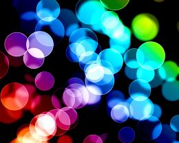 Colorful Background Bubbles 298