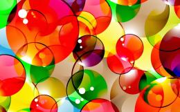 Wallpaper Abstract Colorful BubblesHD Wallpaper Expert 635