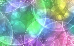 Colorful translucent bubbles wallpaperAbstract wallpapers#20270 544
