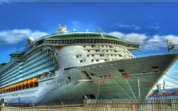 Fantastic Cruise Ship Hdr Port Dock Boats hd wallpaper #1446751 1372