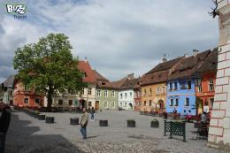 Sighisoara Romania 1153