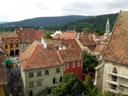 Sighisoara, Romania: 1360