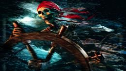 Dead Pirate Sailing Skull Skeleton Storm hd wallpaper #1587232 1430