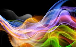 Rainbow Smoke HD WallpapersDesktop Wallpapers 1549