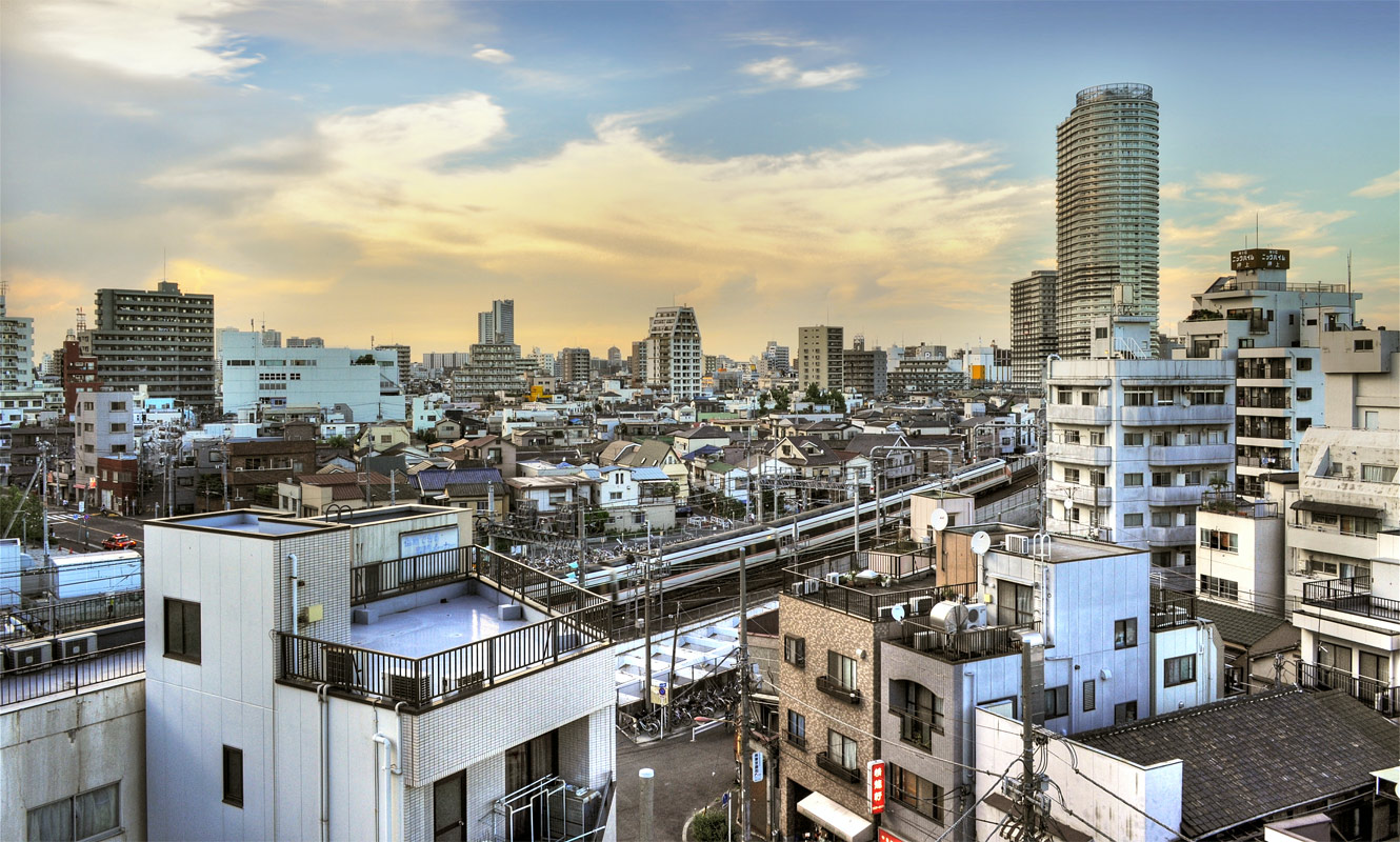 Japanese wallpapers: Tokyo wallpapers 1581