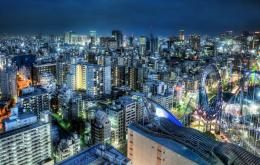 Japanese wallpapers: Tokyo wallpapers 686