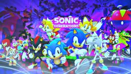 Sonic Generations Wallpaper by CosmicBlaster97 on DeviantArt 258