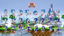 New Sonic Generations Wallpaper ReleasedSonic Retro 609