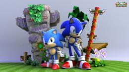Sonic Generations by itsHelias94 on DeviantArt 1930