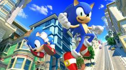 Sonic Generations wallpaper 8 283