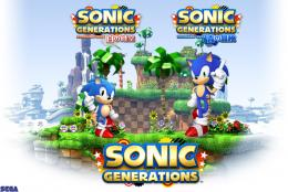 SONIC GENERATIONS WALLPAPER 4 by SONICX2011 on DeviantArt 438