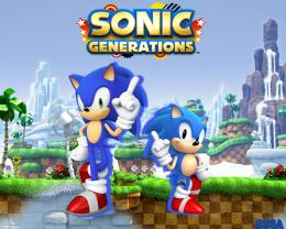 Sonic Generations Wallpaper1280x1024 by TauSakes on DeviantArt 456