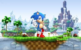 Video GameSonic Generations Sonic The Hedgehog Wallpaper 869