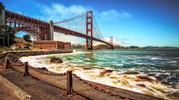 Golden Gate Bridge HD wallpaperSplendid Wallpaper HD 1805