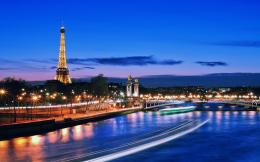 Paris: Paris at Night Wallpaper 502