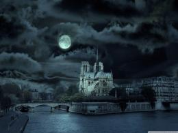 Paris: Paris at Night Wallpaper 710
