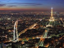 Paris At Night Wallpaper 1600×1200 #131389 HD Wallpaper Res 540