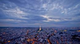 Paris: Paris at Night Wallpaper 873