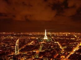 Paris: Paris City at Night 986