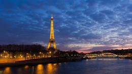 Paris: Paris at Night Wallpaper 909