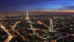 Paris: Paris at Night Wallpaper 392