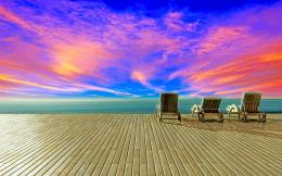 Twilight Horizon Sky Sea WallpaperNew HD Wallpapers 351